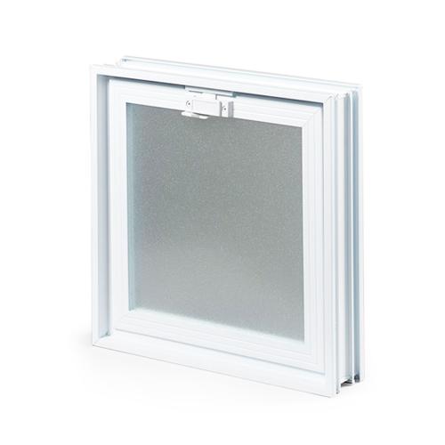 okno wentylacyjne do pustaków szklanych 2x2