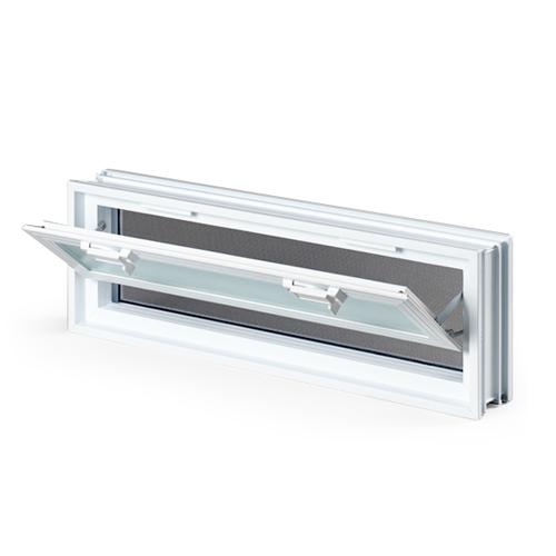 okno wentylacyjne do luksferów 3x1-1