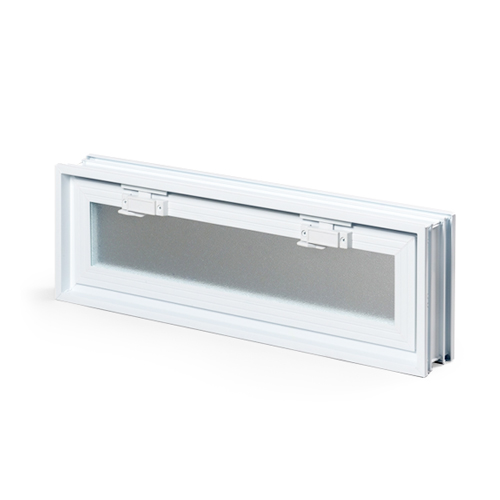 okno wentylacyjne do luksferów 3x1